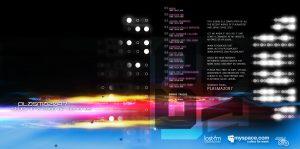 PLASMA2097 - Stuck In A Loop Of Memories CD Cover Artwork