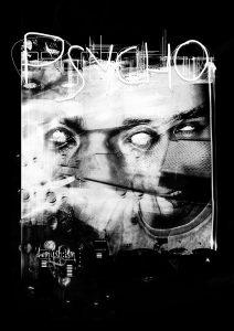 Psycho DIN A3 Poster