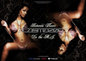 PLASMA2097 - Between Floors Cover Artwork